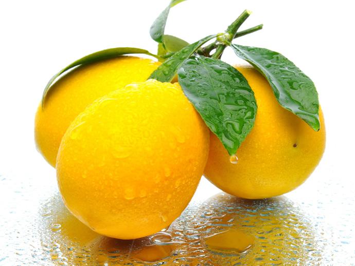 выбираем лимон