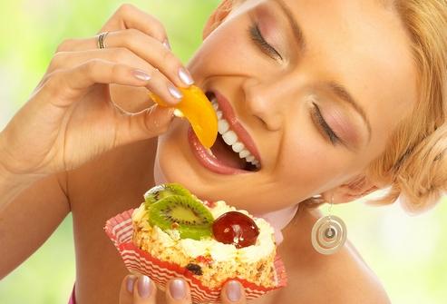питание и стресс
