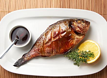 готовая рыба