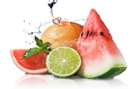 питание в жару